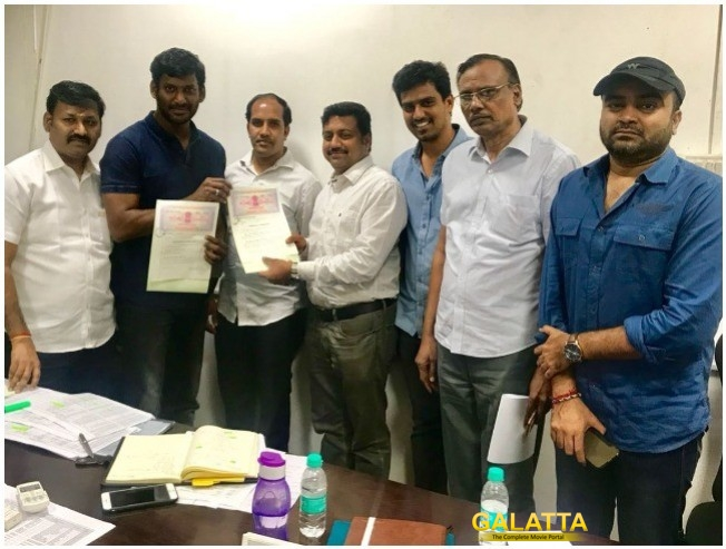 Vishal And TFPC Strike Deal With Microplex For Mastering Facilities