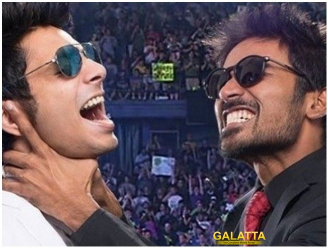 DnA Combo: Dhanush And Anirudh In First South Indian Martial Arts Film