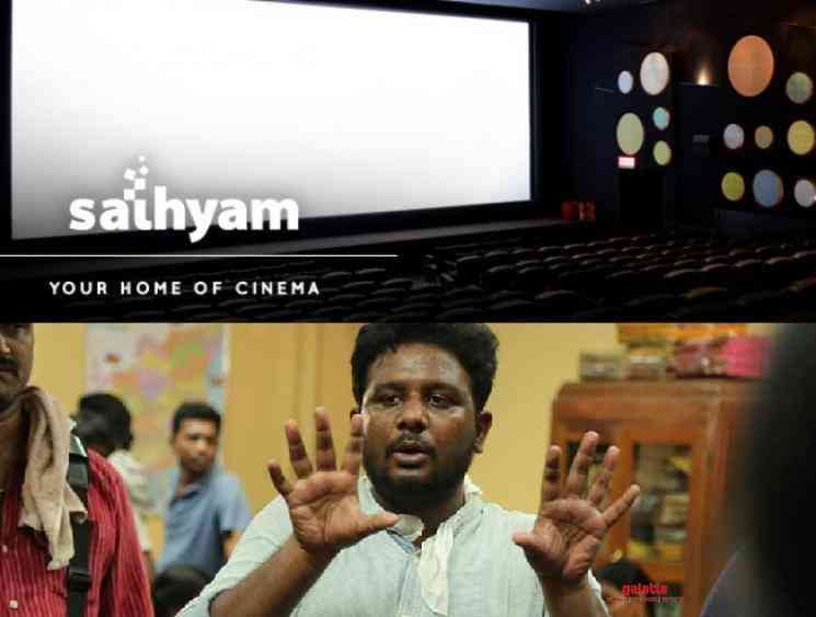 Oh My Kadavule cinematographer disappointed at Sathyam Cinemas - Tamil Movie Cinema News