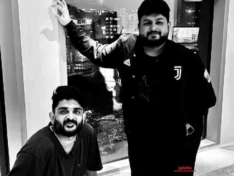 Sid Sriram lends his voice for a song Pink Telugu remake PSPK 26 - Tamil Movie Cinema News