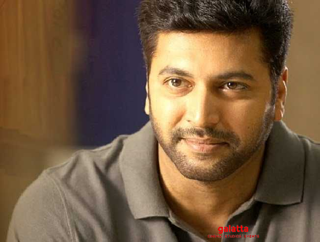 This leading heroine pairs up with Jayam Ravi for his next!
