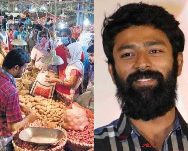 கோயம்பேடு சந்தை திறந்தது தவறான முடிவு ! நடிகர் ஷாந்தனு பதிவு- Latest Tamil Cinema News