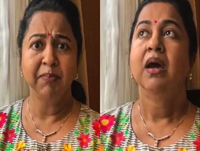 SHOCKING: Radhikaa Escapes Major Bomb Blast!