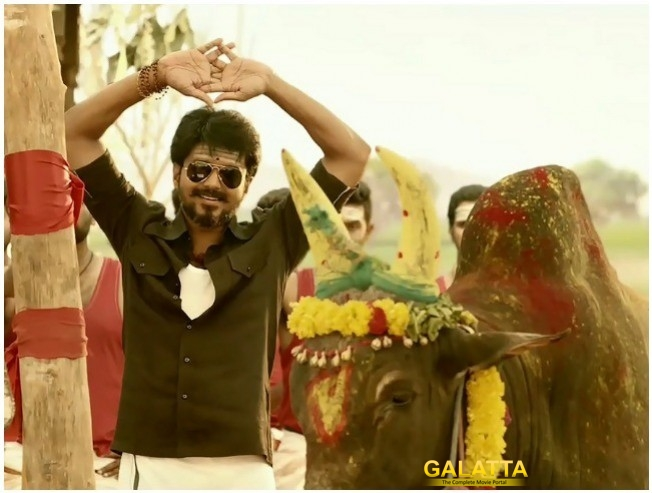 Aalaporaan Thamizhan From Vijay Mersal Is Most Watched Tamil Lyric Video