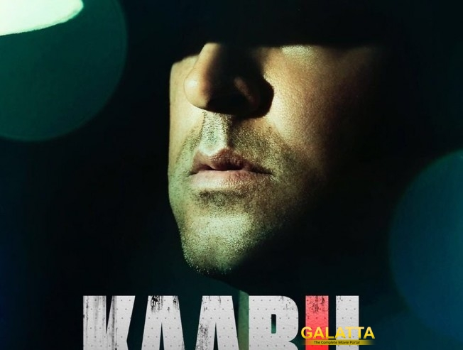 Kaabil's new poster is out!