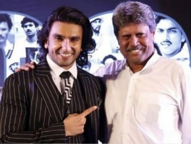 This popular cricketer's son as his own father in Kapil Dev biopic!