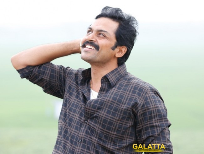 Karthi's Kadai Kutty Singam Gets Massive Honor