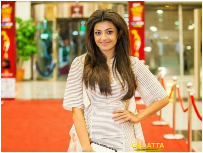Paris Paris Release Making Video Kajal Aggarwal Birthday Gift