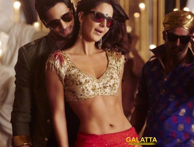 Katrina sizzles with Kaala Chashma