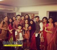 Kapoors celebrate Diwali together!