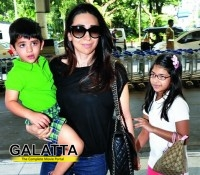 Karisma to fight for her childrens' custody