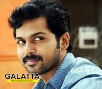 Karthi to debut in Tollywood?
