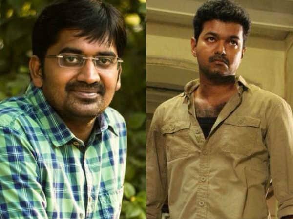 Karunakaran speaks about acting with Vijay in Galatta interview Monster movie