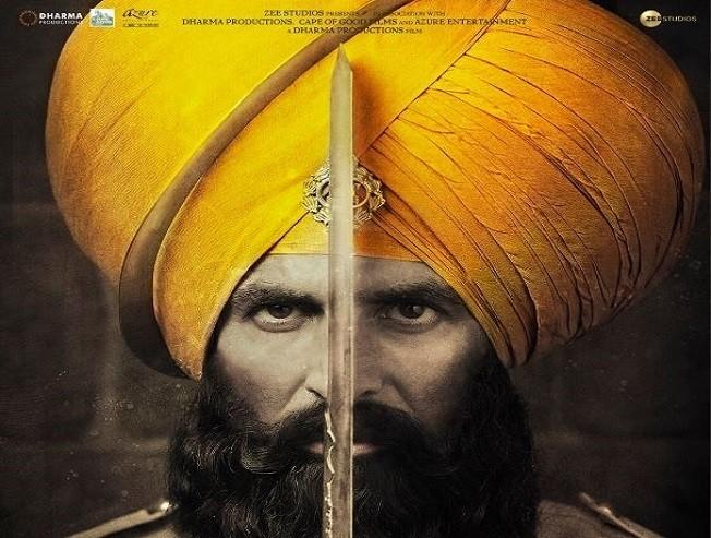Here's Glimpse of Akshay Kumar's War Movie Kesari