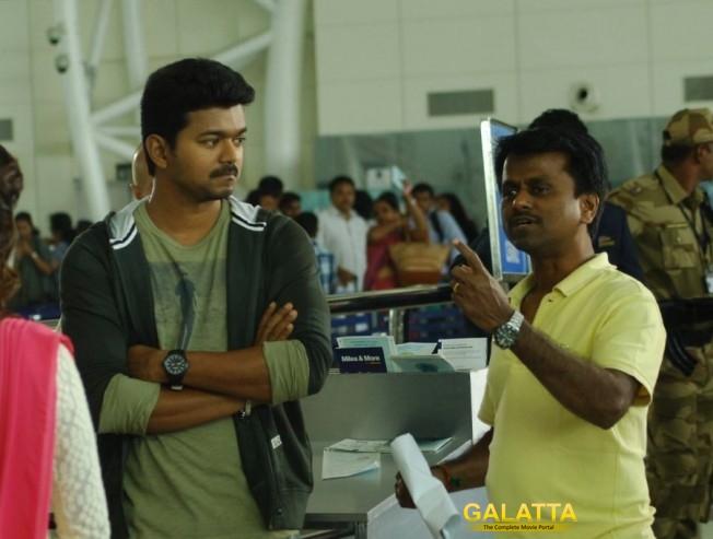 Aramm's Director to Clash with Murugadoss, Vijay Again?