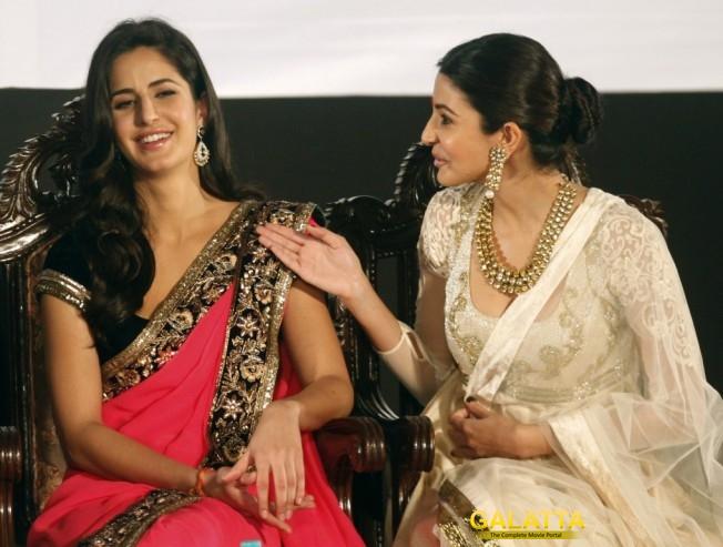 Zero, Shah Rukh Khan,Katrina Kaif, Anushka Sharma ,Second time, Feels comfortable