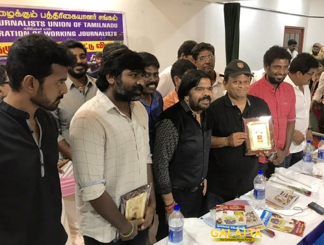 Kavan Team Honored by Journalists
