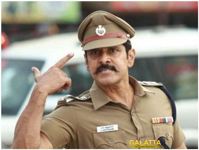 Vikram's Saamy Square Back To Success Formula