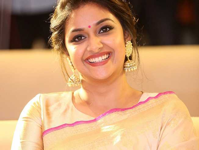 Keerthy's next film officially announced- legend on board!