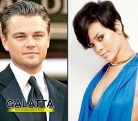 DiCaprio dating Rihanna?