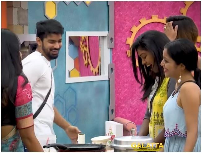 Bigg Boss Tamil Promo 27 September Mahat Raghavendra Makes Comeback