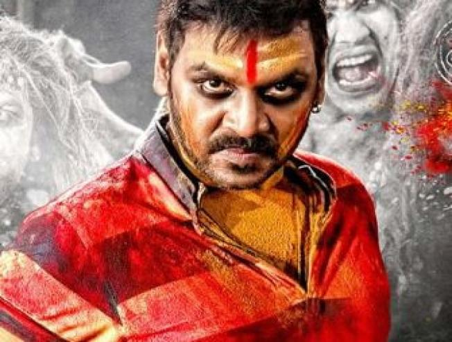 Kanchana 3 Andhra Pradesh Telangana Rights Sold For Huge Price Release On April 19th - Tamil Movie Cinema News