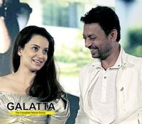 'Divine Lovers' Kangna and Irrfan!