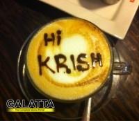 Krish's special fan gift