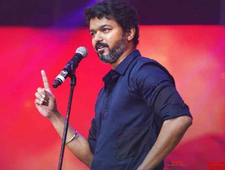 Thalapathy65 director announcement clarification Master Audio - Tamil Movie Cinema News
