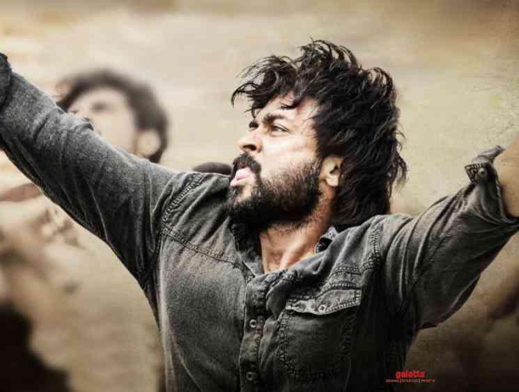 Suriya Soorarai Pottru Mannurunda Song Lyric Video GV Prakash - Tamil Movie Cinema News