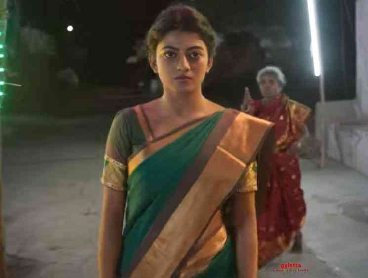 Irandam Ulagaporin Kadaisi Gundu Iruchi Video song Anandhi - Tamil Movie Cinema News