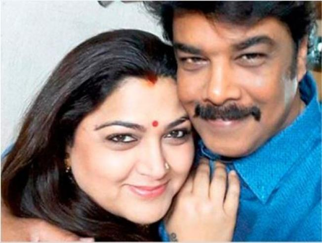 The journey started with no romance Khushbu talks about Sundar Cs dramatic proposal