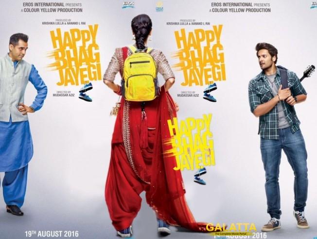 Abhay interested in Happy Bhaag Jayegi sequel?