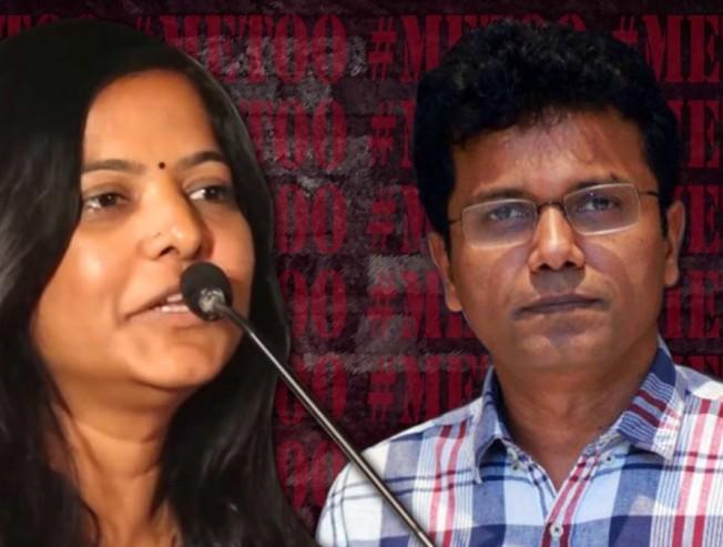 Leela Manimegalai is a MeToo Fraud Says Susi Ganeshan Wife