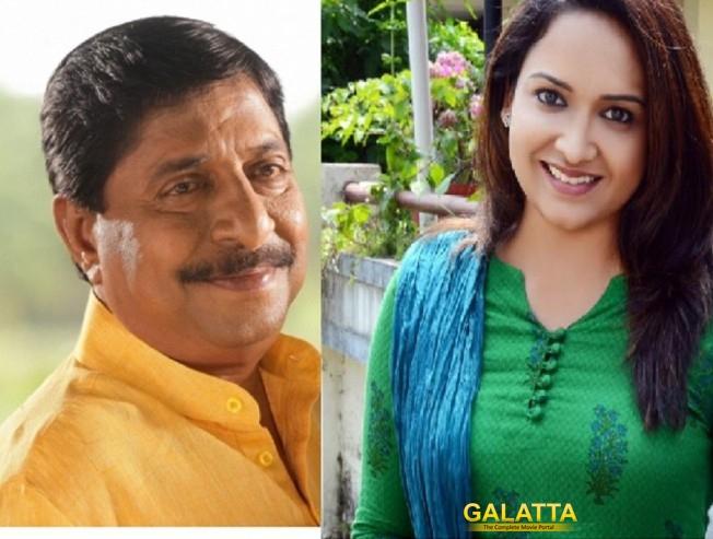 Sreenivasan and Leena in Paviettante Madhurachooral!