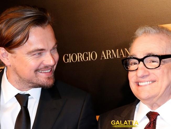 Leonardo Di Caprio, Martin Scorsese sixth time adaptation  vintage set