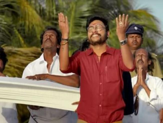 Watch the new hilarious promo video from RJ Balaji LKG