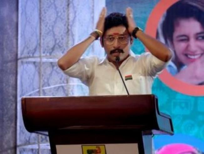 Watch the new video from RJ Balaji and Priya Anand movie LKG