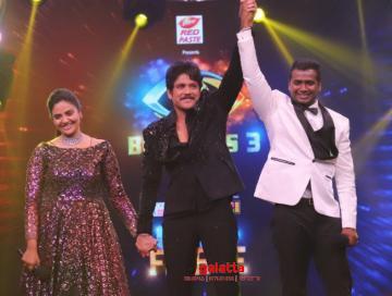 Rahul Sipligunj is the title winner of Bigg Boss 3 Telugu - Tamil Movie Cinema News