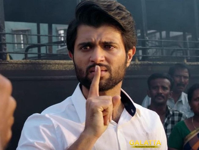 Vijay Devarakonda Mass Reply To His Haters For Nota Comments