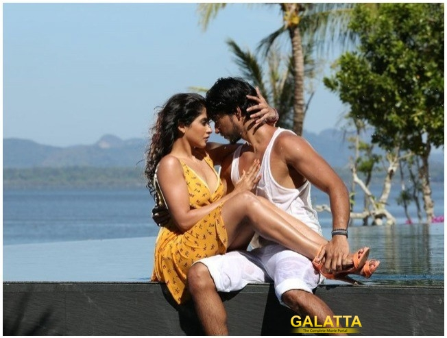 Mr Chandramouli Regina Cassandra Hot Video Song This Evening