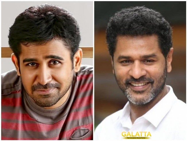 Vijay Antony And Prabhudeva All Set For A Face Off