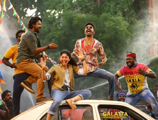 Maari 2 Trailer Release Date December 5 Dhanush Sai Pallavi Varalaxmi Sarathkumar Yuvan