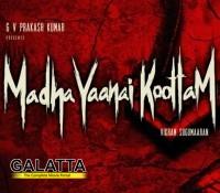 Madha Yaanai Kootam is an October release
