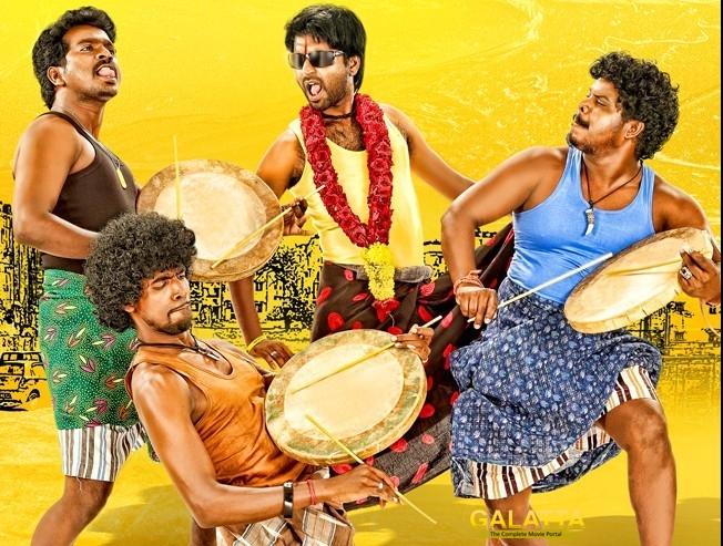 MaKaPa plays Ajith fan in Atti
