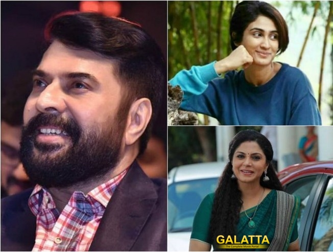 Two female leads in Mammootty's next