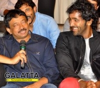 RGV and Manchu Vishnu film nears completion!