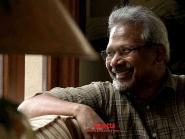 mani ratnam movies Vaanam Kottatum title font ponniyin selvan - Tamil Movie Cinema News