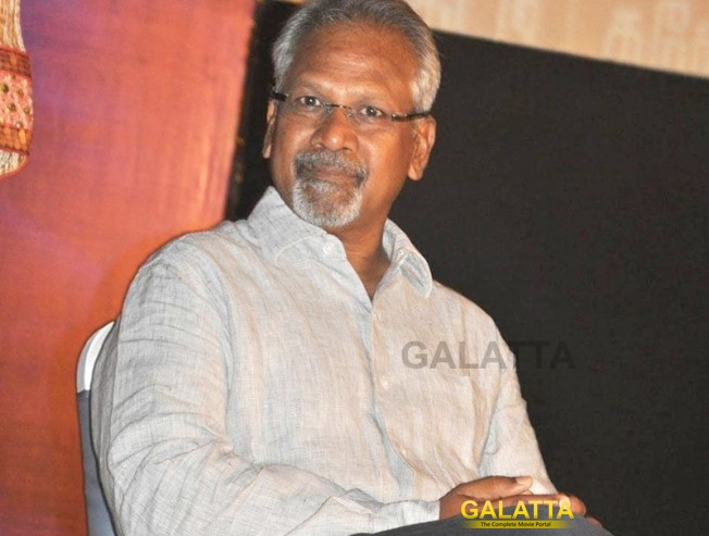 What is Mani Ratnam's next project?