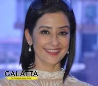 Manisha Koirala diagnosed with Cancer